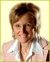 Maria Neumair, Ansprechpartnerin für Anfragen an den HWF Erding